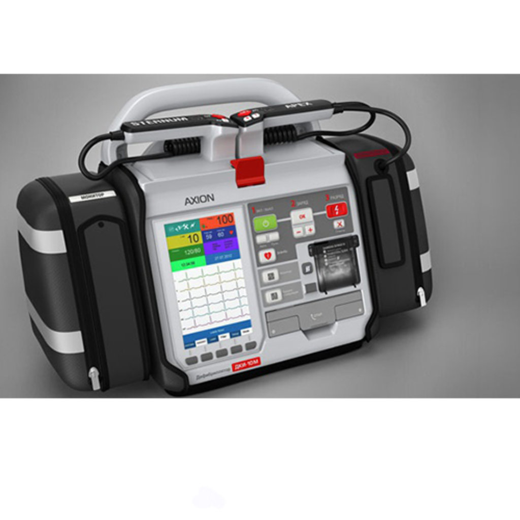 Дефибрилляторы: Дефибриллятор-монитор ДКИ-Н-11 Аксион в Техномед, ООО