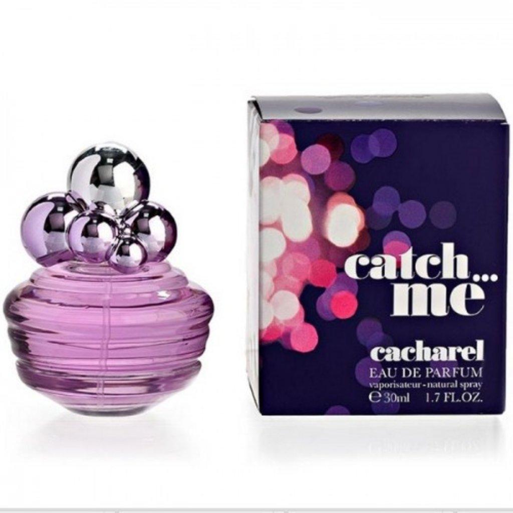 Женская парфюмерная вода Cacharel: Cacharel Catch me edp ж 30   80 ml в Элит-парфюм