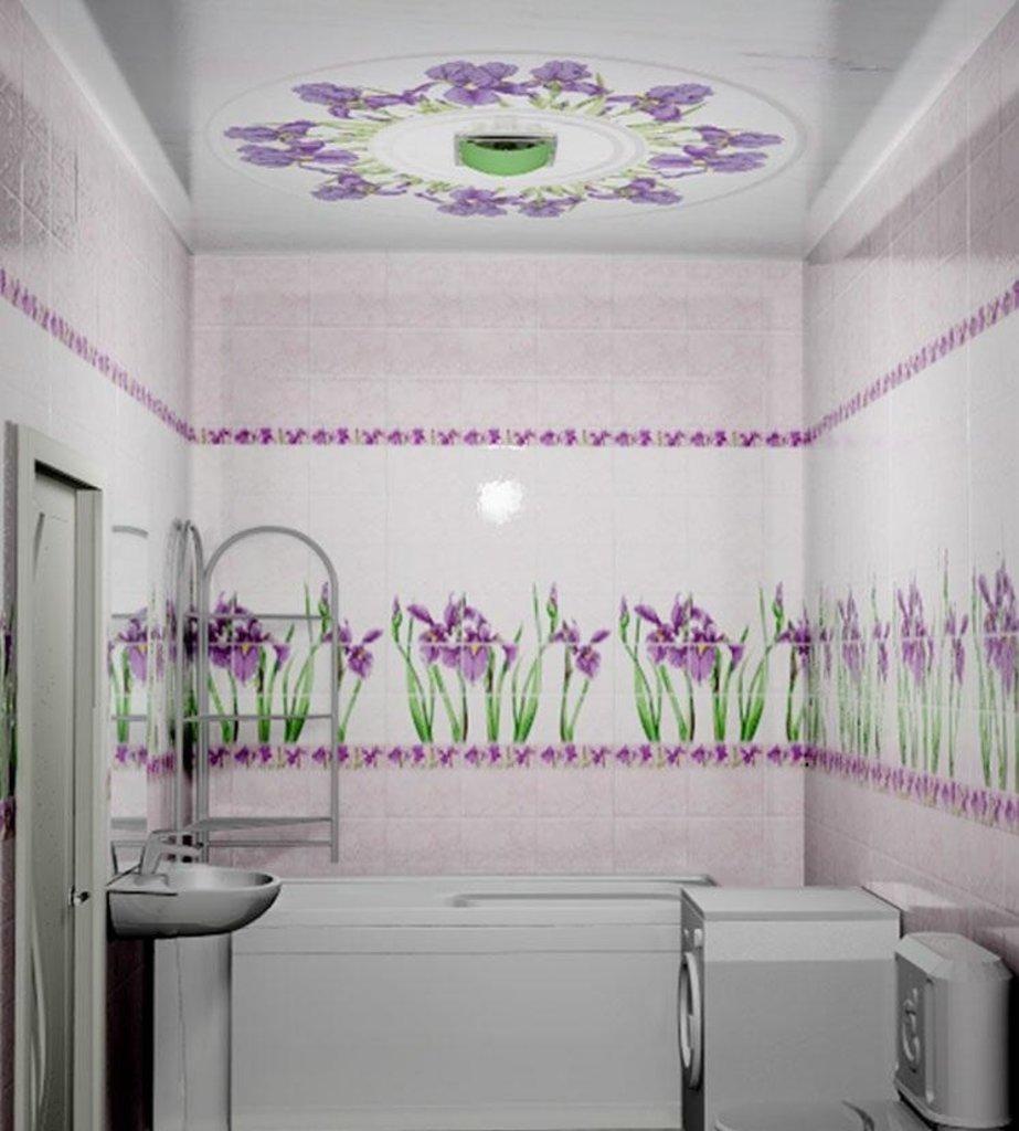 Панели Novita: Декоративный потолок Индиго NOVITA в Мир Потолков