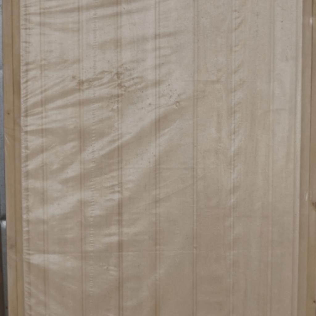 Двери для саун и бань: Дверь глухая с коробкой в Terry-Gold (Терри-Голд), погонажные изделия