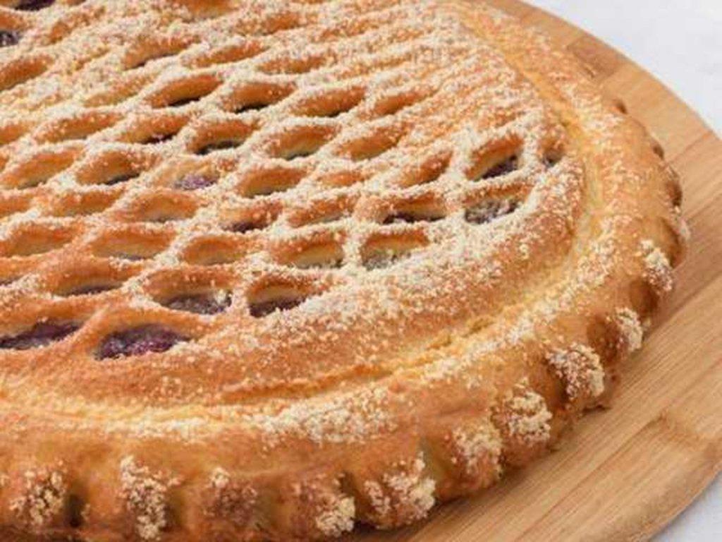 Сладкие: Пирог с вишней в Провиант
