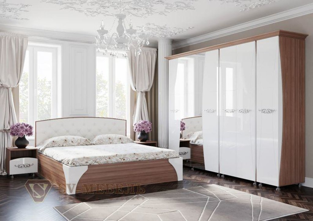 Мебель для спальни Лагуна-7: Пенал Лагуна-7 в Диван Плюс