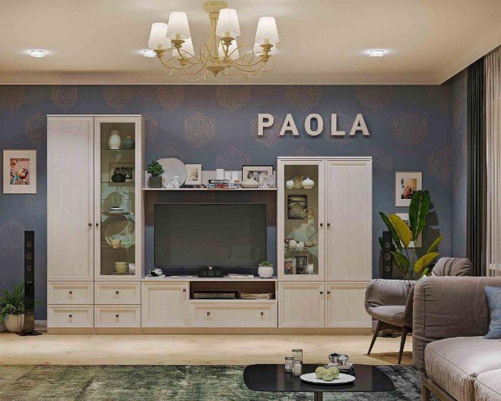 Модульная мебель в гостиную Paola: Модульная мебель в гостиную Paola в Стильная мебель