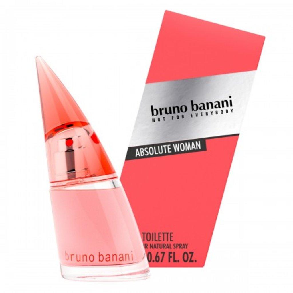Bruno Banani: Bruno Banani Absolute Woman edt Туалетная вода 20 | 40 | 60 ml в Элит-парфюм