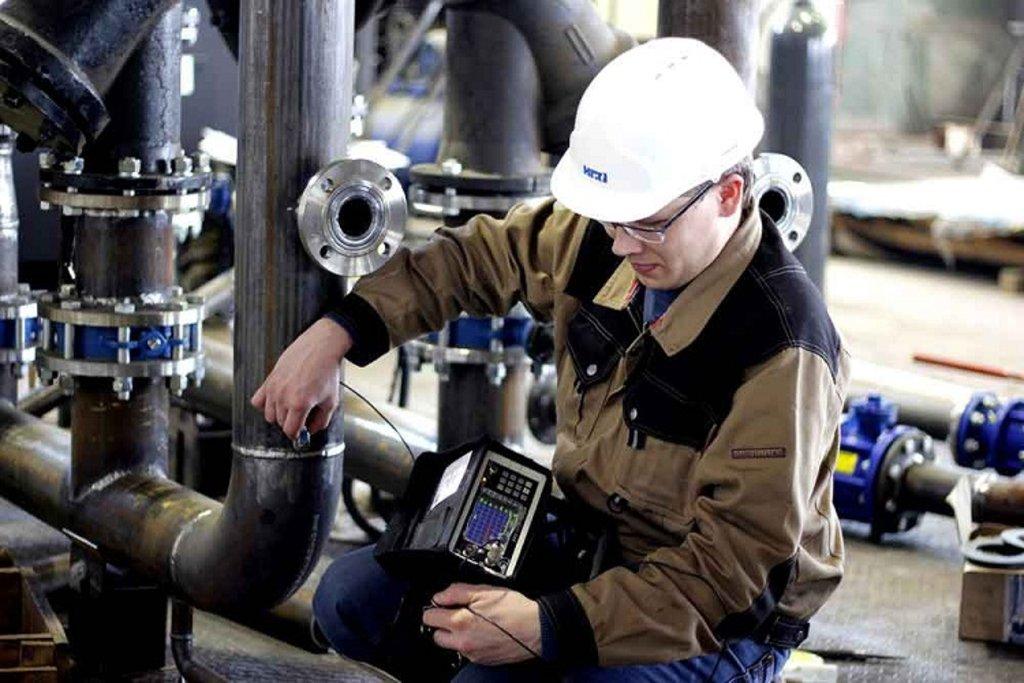 Неразрушающий контроль: Неразрушающий контроль металла и сварных соединений трубопроводов и оборудования в Вологодская экспертная компания, ООО (ВЭК)
