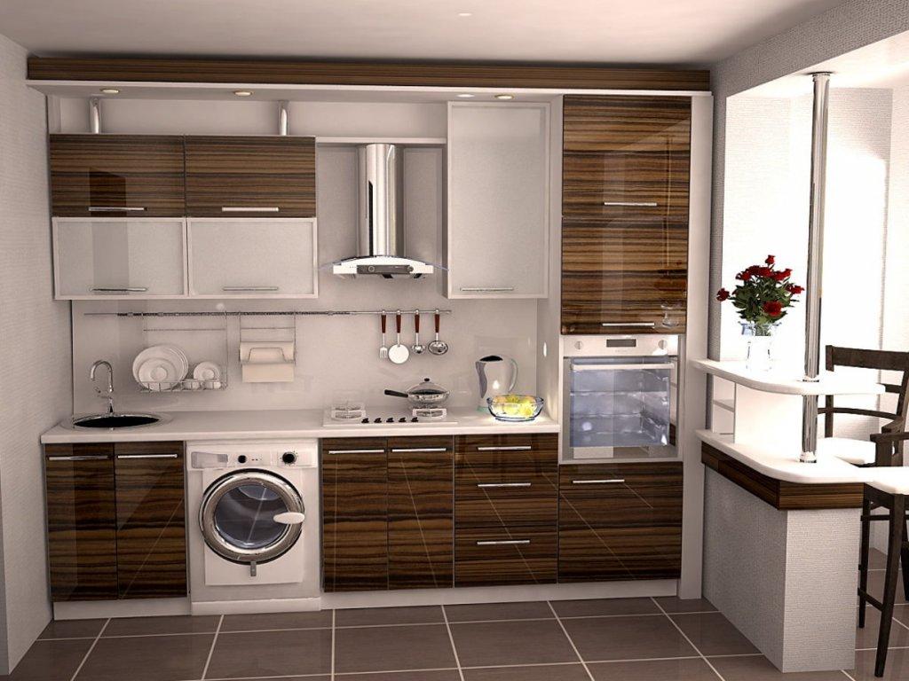 Кухня на заказ: Кухня на заказ Энигма в Студия Мебели