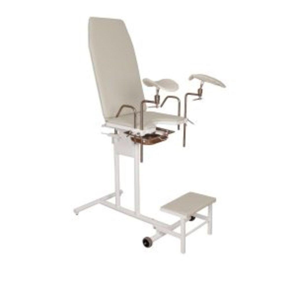 Гинекологические кресла: Гинекологическое кресло КГ-6-1 ДЗМО в Техномед, ООО