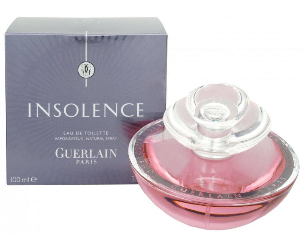 Guerlain: Guerlain Insolence edt 50 | 100 ml в Элит-парфюм