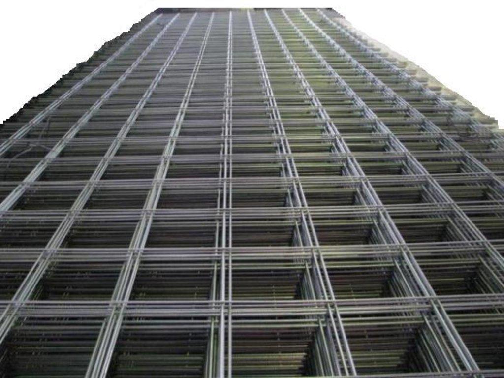Металлоизделия строительного назначения, общее: Сетка кладочная (3) ячейка 100х100мм, размер 100х200см в 100 пудов