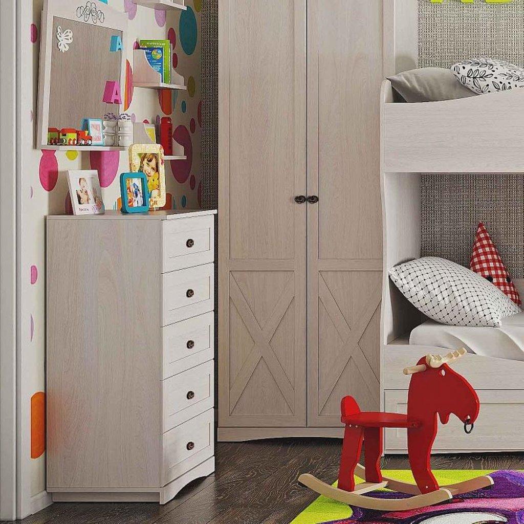 Полки детские: Полка навесная ADELE 88 в Стильная мебель