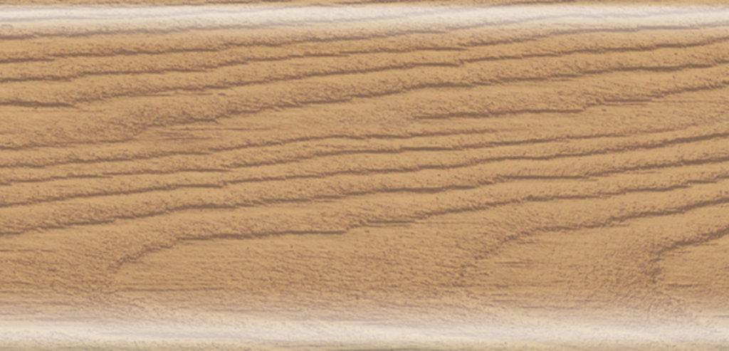 Плинтуса напольные: Плинтус Rico Leo № 165 дуб коньячный /40 в Мир Потолков