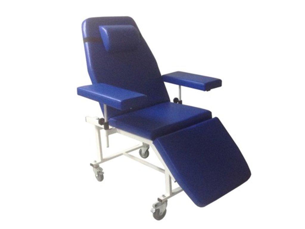 Кресла донорские: Кресло донорское Стильмед МД-КПС-3 в Техномед, ООО