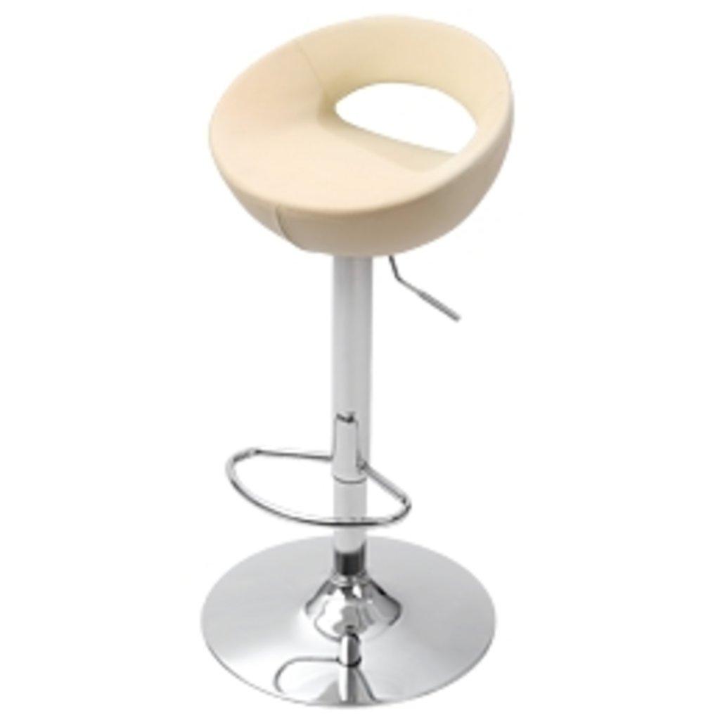 Стулья барные.: Барный стул Кронус (хром) в АРТ-МЕБЕЛЬ НН