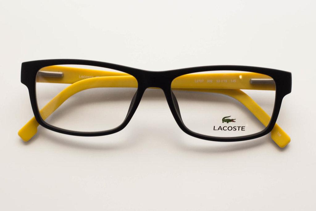 Очки: Очки Lacoste в Лорнет