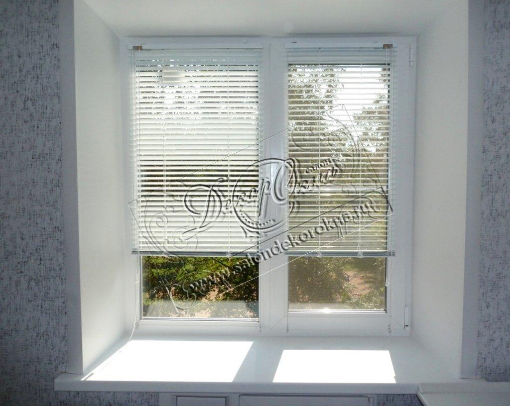 Жалюзи для окон: Жалюзи горизонтальные классические в Декор окна, салон