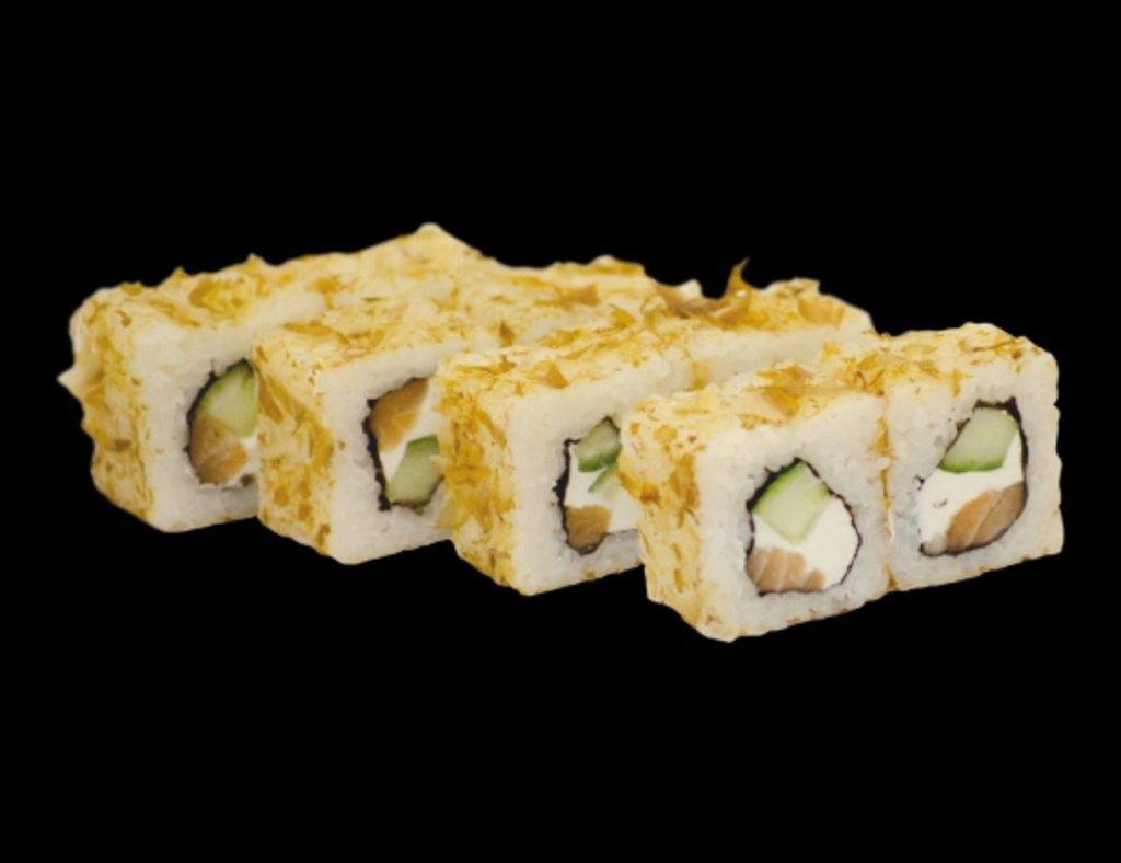 Роллы: Бонито с лососем в ХИТО СУШИ