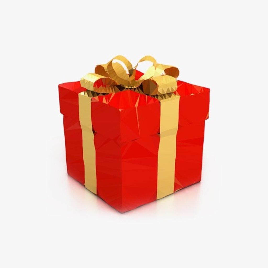 Подарок в СУШИ БАНДА