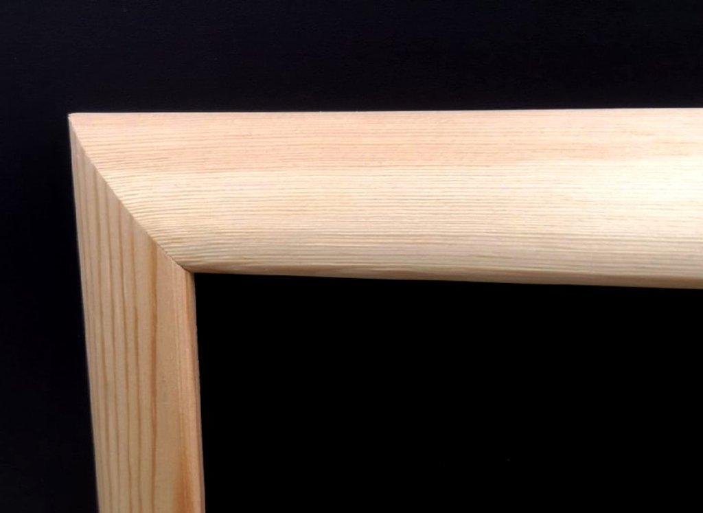 Рамы: Рама №46 25*35 Лесосибирск сосна в Шедевр, художественный салон