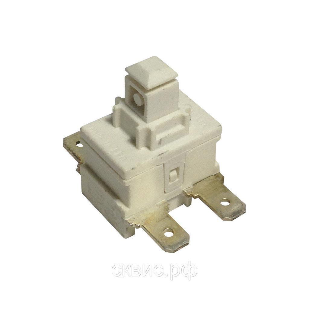 Датчики/выключатели/переключатели: Выключатель двухтактный для холодильника Ariston (Аристон), Infesit (Индезит), 851156, C00851156 в АНС ПРОЕКТ, ООО, Сервисный центр