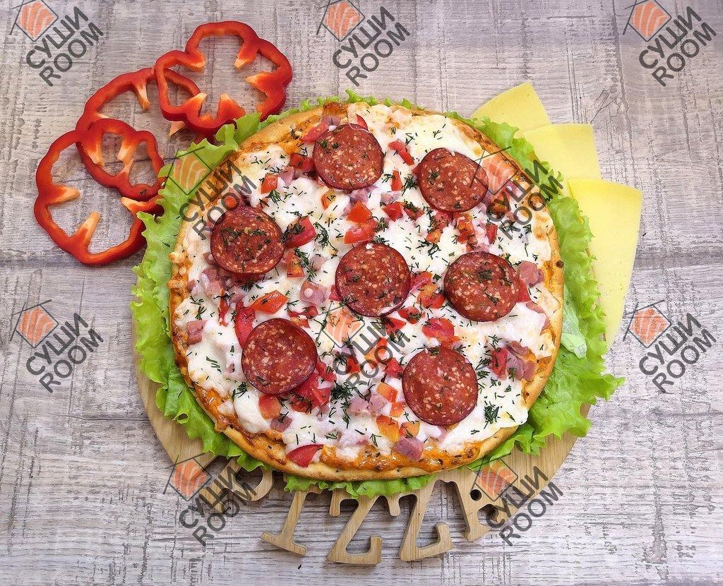 Пицца: Три Мяса в Суши Room