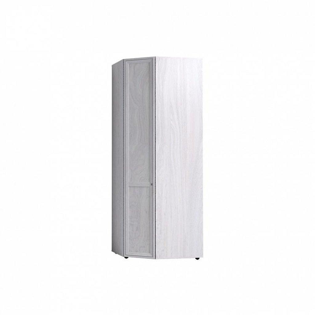 Шкафы для одежды и белья: Шкаф угловой PAOLA 156 патина (Стандарт лев.) в Стильная мебель