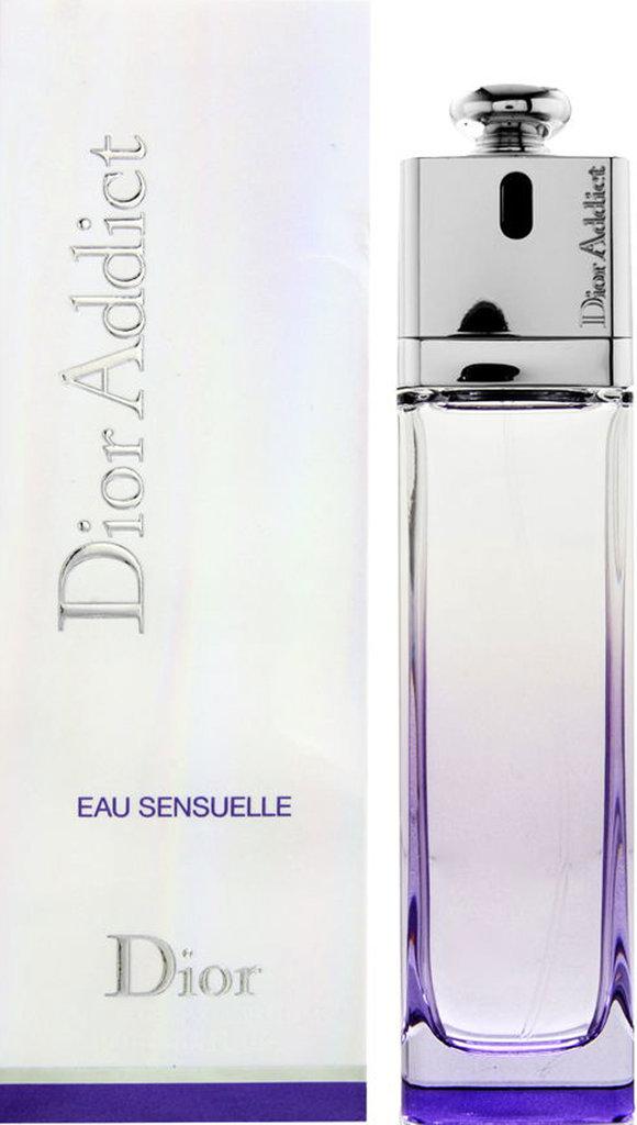 Женская туалетная вода Christian Dior: Christian Dior Addict Eau Sensuelle edt 50ml в Элит-парфюм