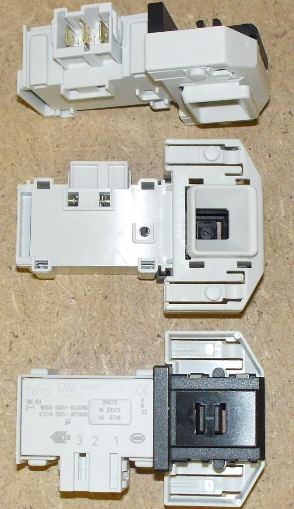 Термоблокировка люка для стиральной машины (УБЛ): Термоблокировка люка (УБЛ - устройство блокировки люка) для стиральных машин Bosch (Бош) MAXXX, Siemens (Сименс), 00610147, 00658976, 658976, 00421470, 00603514, 00426992, 00423587 в АНС ПРОЕКТ, ООО, Сервисный центр