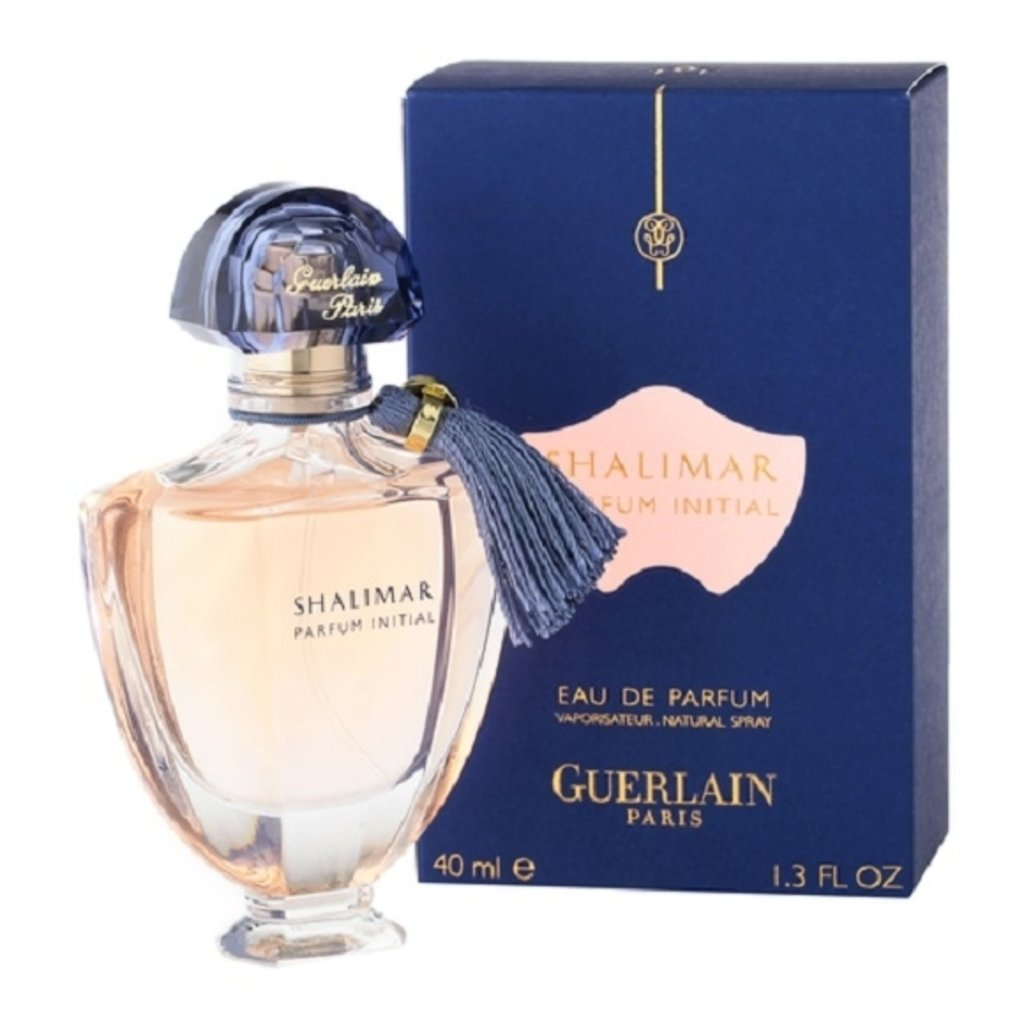 Guerlain: Guerlain Shalimar Parfum Initial edp ж 40   60   100 ml в Элит-парфюм
