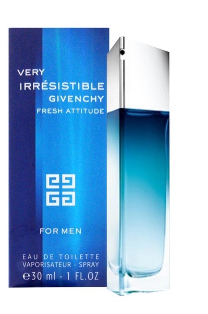 Мужская туалетная вода Givenchy: Givenchy Very Irresistible Fresh edt м 30 ml в Элит-парфюм