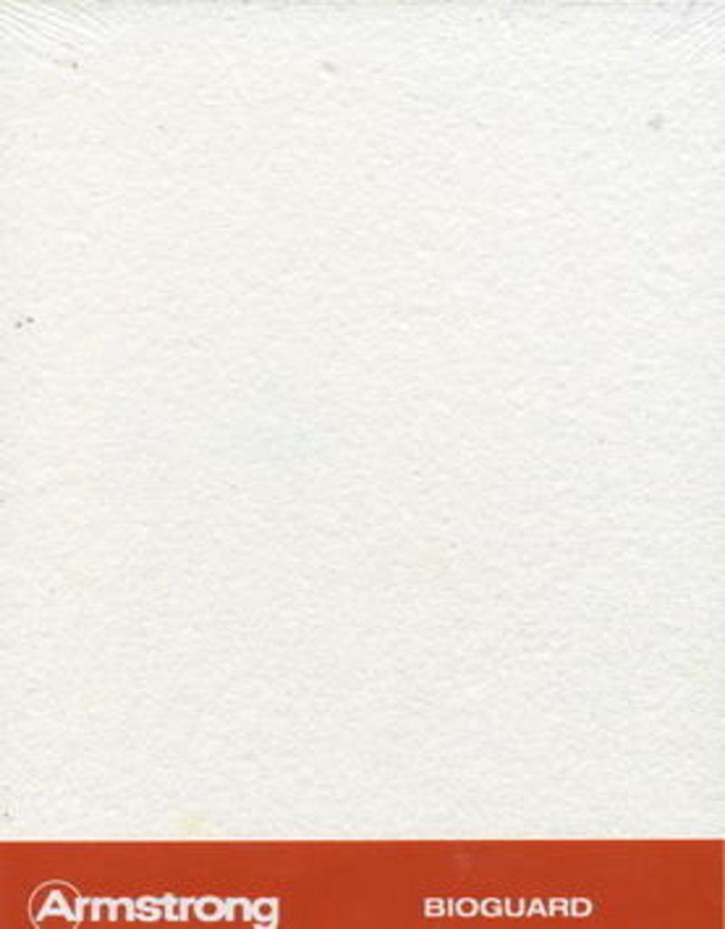Потолки Армстронг (минеральное волокно): Потолочная плита BIOGUARD Plain board 1200x600x15 (Биогуард Плейн борд) в Мир Потолков