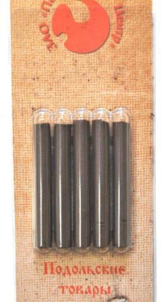 Соусы, сангины, сепии: Сепия темная 5шт в блистере в Шедевр, художественный салон