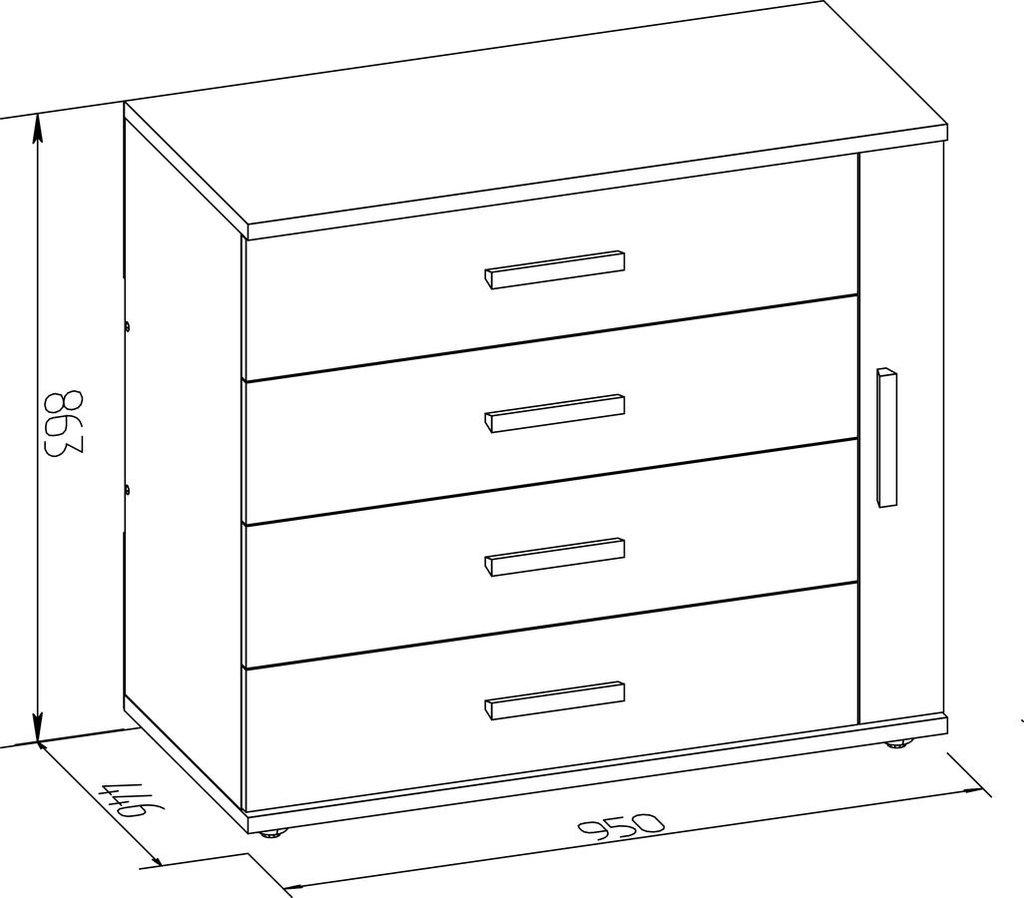 Комоды для дома: Комод BAUHAUS14 в Стильная мебель