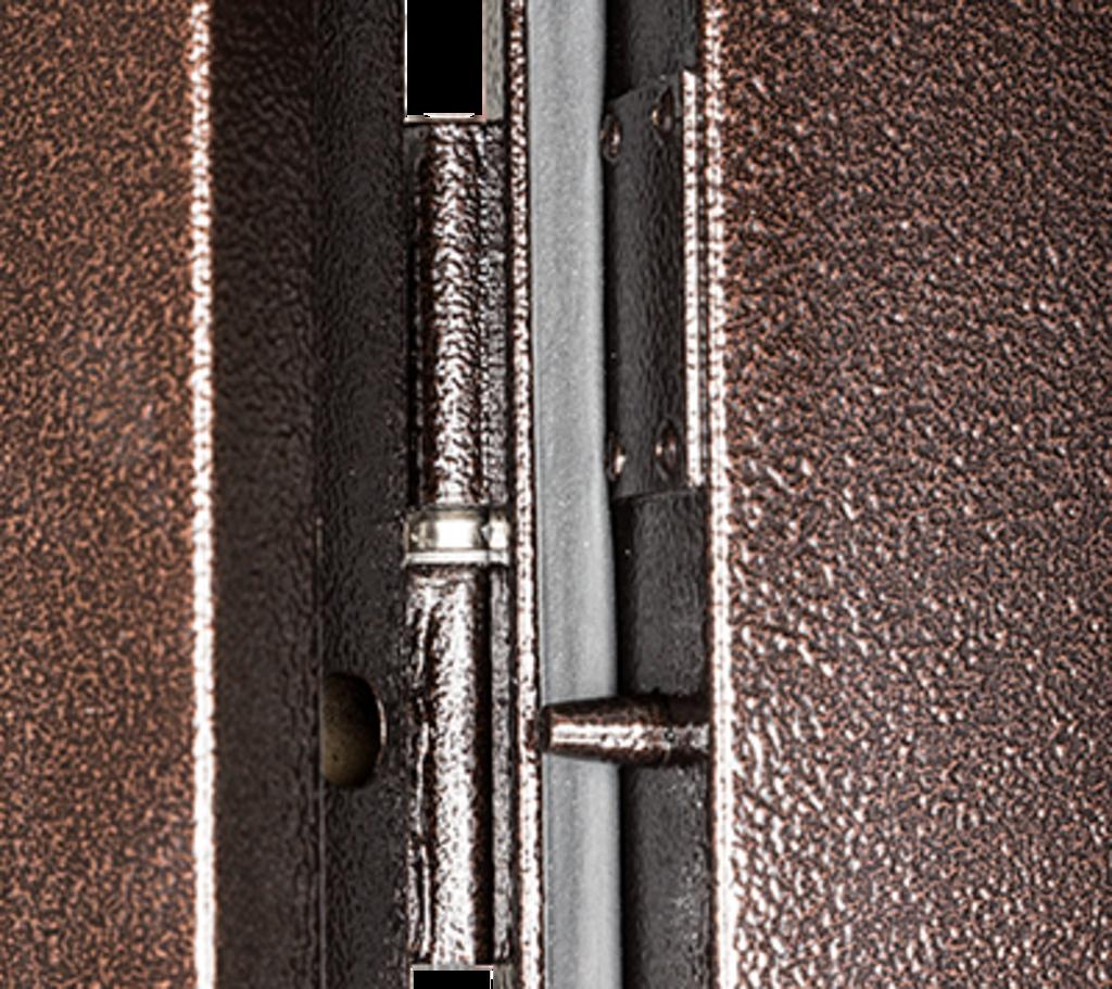 Входные (строй)двери до 70мм: Входная дверь ПРОФИ в Пластиковые окна в Сургуте STEKLOMASTER