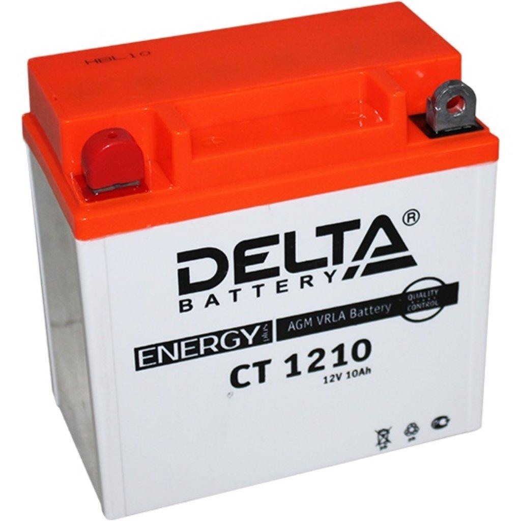 Delta: DELTA CT 1210 10 Ah в БазаАКБ