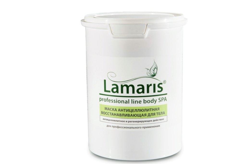 Маски для тела Lamaris: Антицеллюлитная маска-паста ВОССТАНАВЛИВАЮЩАЯ для тела Lamaris в Профессиональная косметика LAMARIS в Тюмени