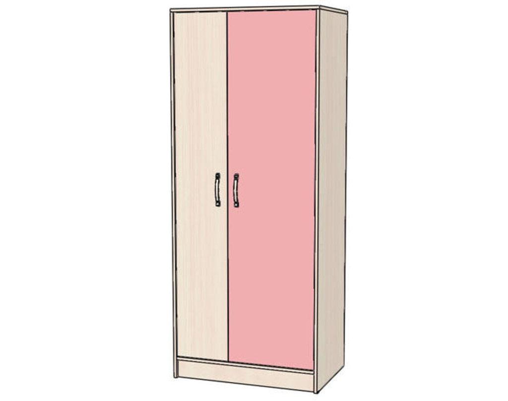 Детские шкафы и стеллажи: Шкаф для одежды Буратино в Стильная мебель