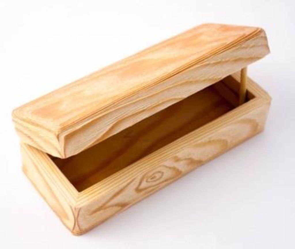 Шкатулки: Шкатулка деревянная 18*7.5*5,5см текстурная в Шедевр, художественный салон