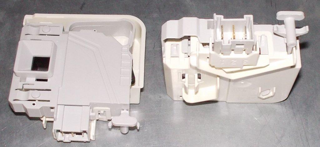 Термоблокировка люка для стиральной машины (УБЛ): Термоблокировка люка (УБЛ - устройство блокировки люка) для стиральных машин Bosch (Бош), Siemens (Сименс), 00619468, 00621550, 00633765 в АНС ПРОЕКТ, ООО, Сервисный центр