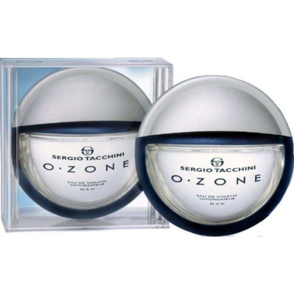 Мужская туалетная вода: Sergio Tacchini Ozone туалетная вода м 50 ml в Элит-парфюм