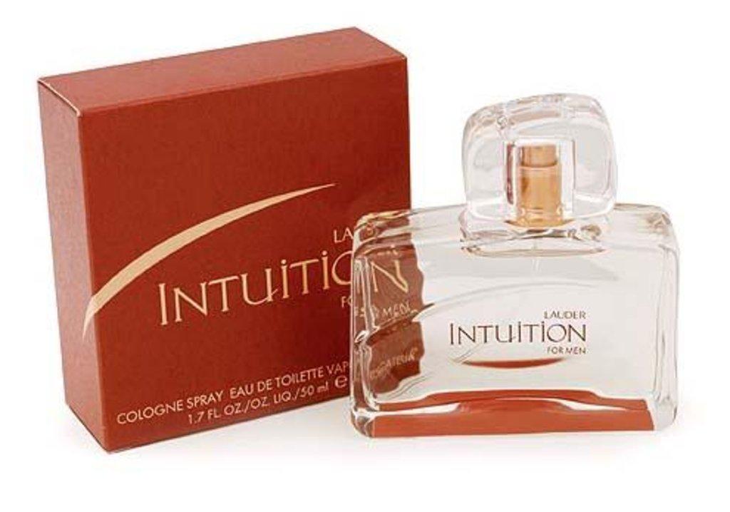Estee Lauder: Estee Lauder Intuition for men edt муж 50 | 100 ml в Элит-парфюм