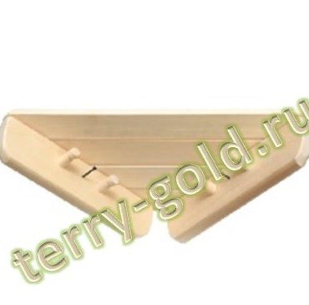 Садовая и пляжная мебель, общее: Вешалка угловая в Terry-Gold (Терри-Голд), погонажные изделия