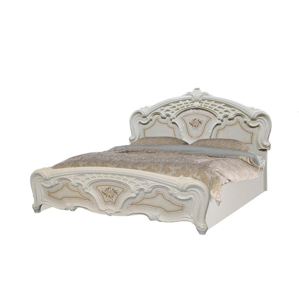 Кровати: Кровать 1,4 м с механизмом подъема Роза в Стильная мебель