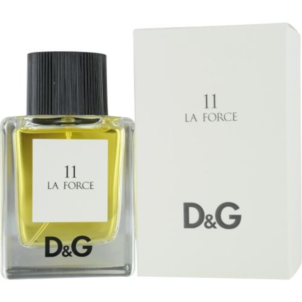 Dolce&Gabbana: D&G Anthology La Force 11 edt 50 ml | Dolce&Gabbana в Элит-парфюм
