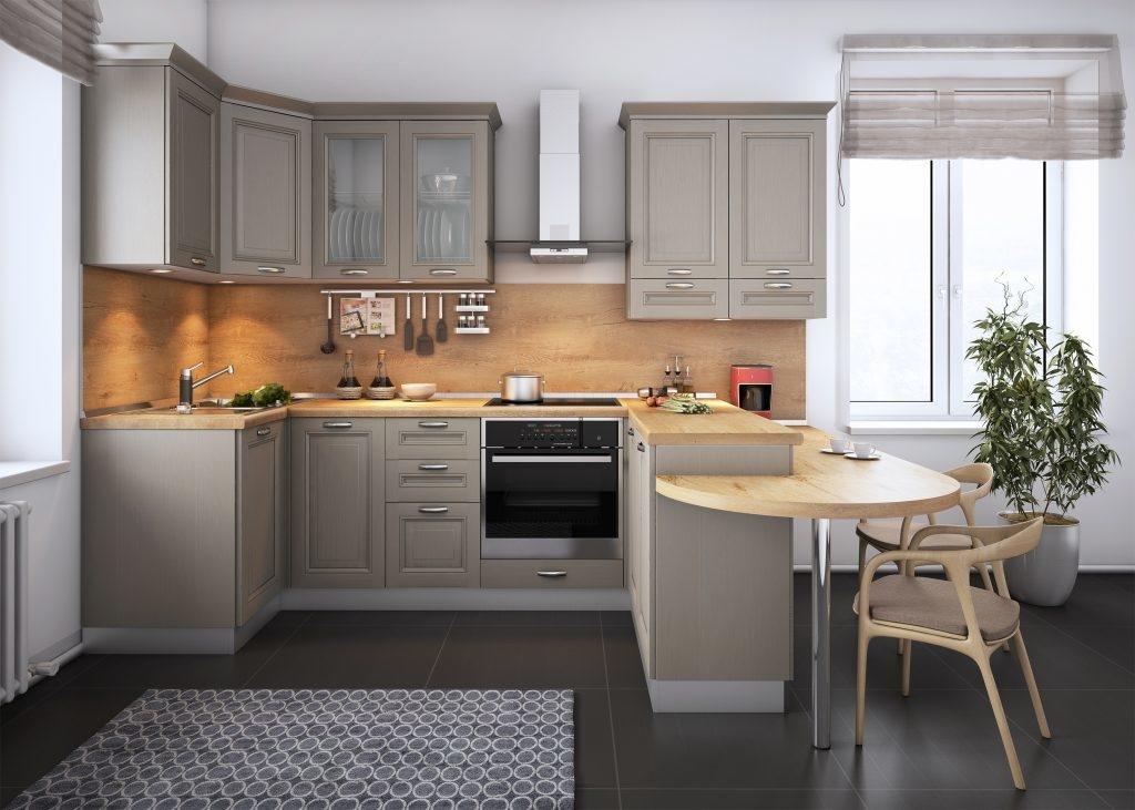 Кухни: Кухня Валенсия в Модный интерьер
