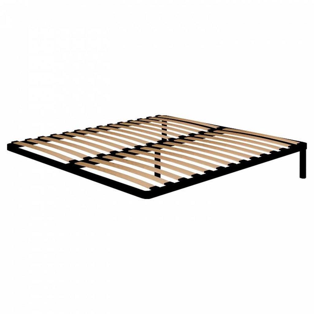 Кровати: Кровать Люкс Sherlock 47 (1600, орт. осн. металл) в Стильная мебель