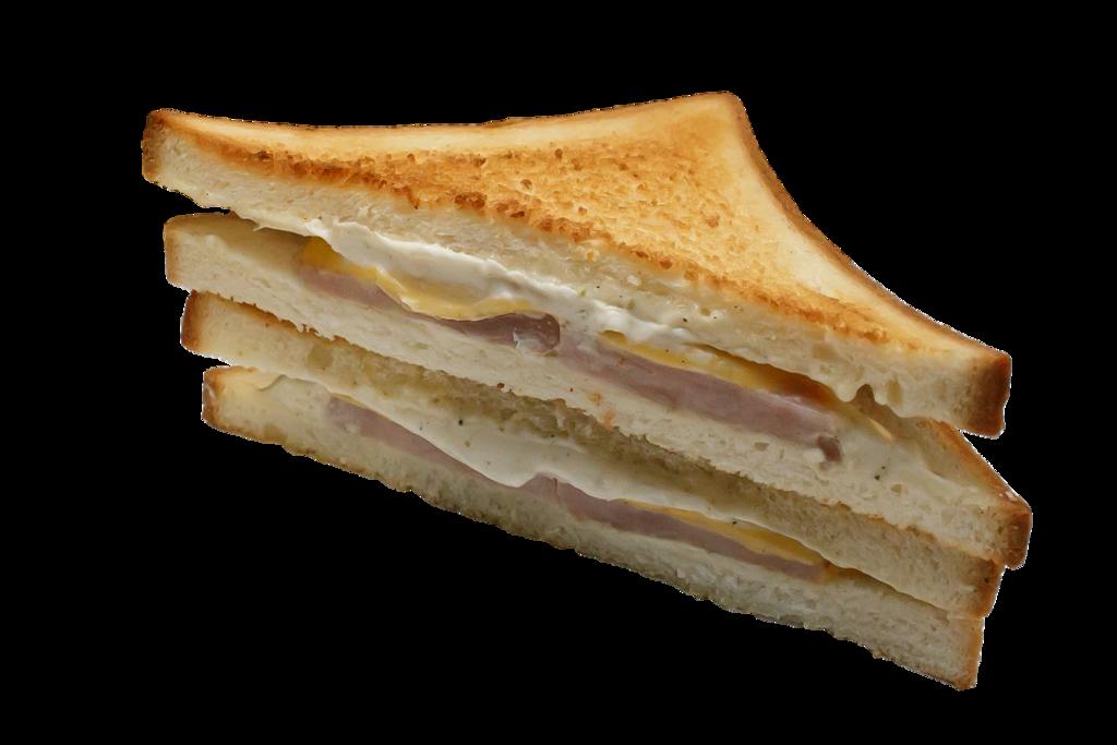 Сэндвичи: Сэндвич с Ветчиной в Cofi