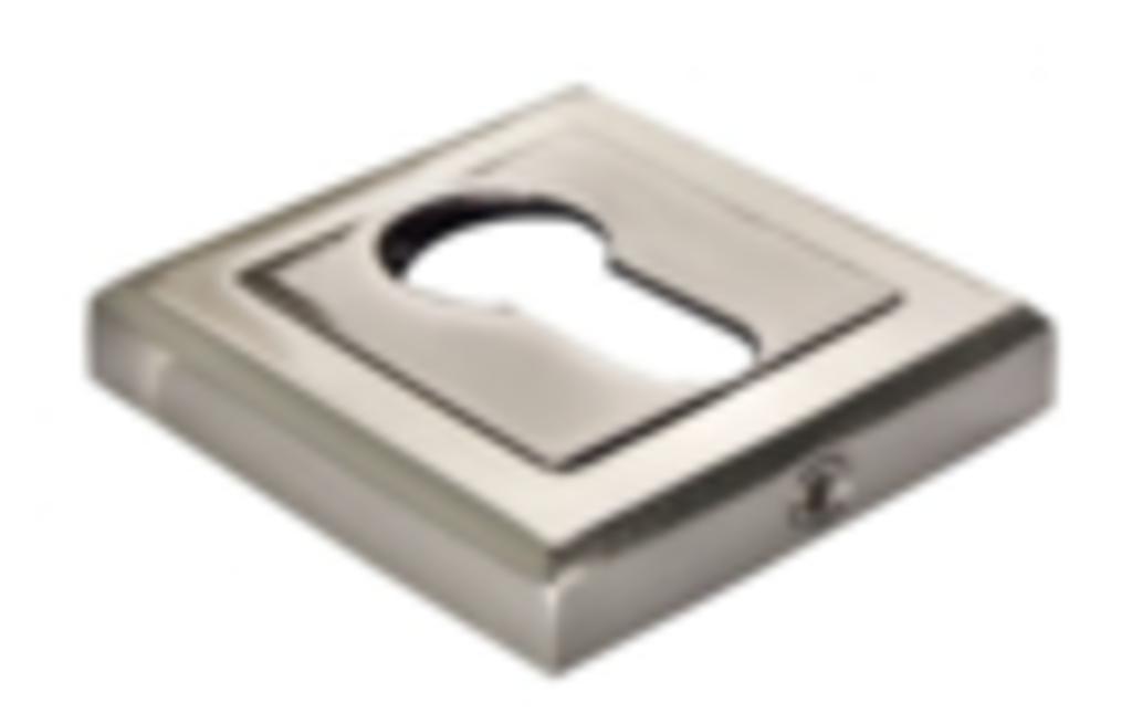 Накладки: Накладка Морелли MH-KH-S SN-BN белый/черный никель в Двери в Тюмени, межкомнатные двери, входные двери