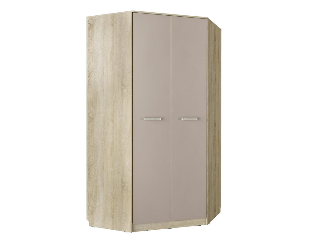 Детские шкафы и стеллажи: Шкаф угловой НМ 013.04-04 Акварель в Стильная мебель