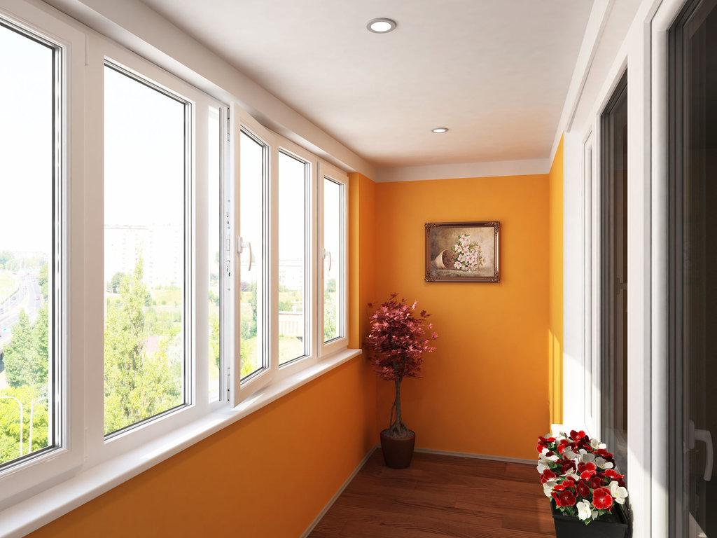 Отделка балкона по ключ в Галерея, ООО