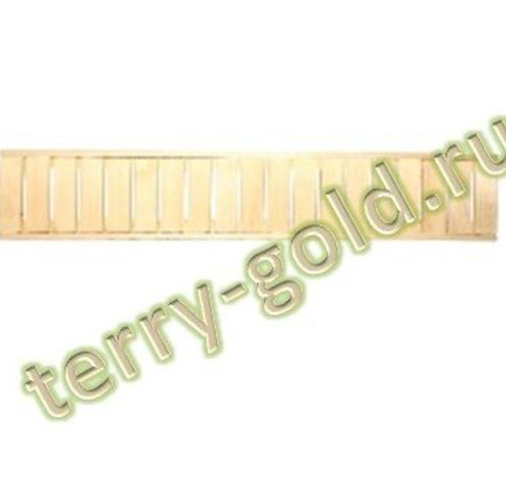 Товары для саун и бань, общее: Полок сборный в Terry-Gold (Терри-Голд), погонажные изделия